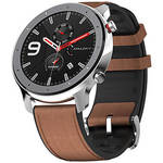 GTR Multi-Sport GPS Smartwatch (47mm, Stainless Steel) Product Image