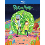 Rick & Morty-Complete 1st Season Product Image