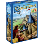 Carcassonne Board Game Ages 8+ Years Product Image