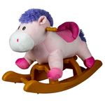 Rocking Horse Pink with Sound Product Image