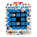 Travel Flip-to-Win Memory Game Ages 5-7 Years Product Image