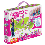 Inventor Girl 10 Model Set Ages 6+ Years Product Image