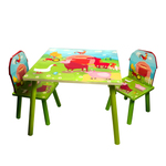 Farm Table & Chairs Product Image