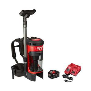 M18 Fuel 3-in-1 Backpack Vacuum Kit Product Image
