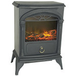 Vernon Electric Fireplace Stove Product Image