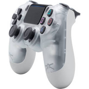 DualShock 4 Wireless Controller (Crystal) Product Image