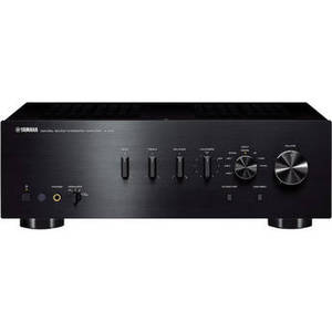 A-S701 Integrated Amplifier (Black) Product Image