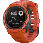 Instinct Outdoor GPS Watch (Flame Red) Product Image