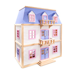 Multi-Level Wood Dollhouse Ages 3+ Years Product Image