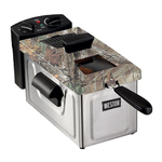 Realtree Outfitters 8-Cup Camo Deep Fryer Product Image