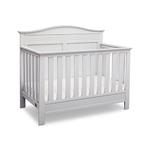 Barrett 4-in-1 Convertible Crib Bianca White Product Image