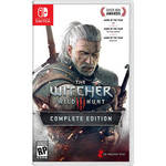 The Witcher 3: Wild Hunt - Complete Edition (Nintendo Switch) Product Image