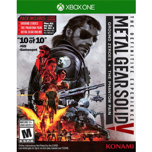 Metal Gear Solid V:Definitive Experience Product Image