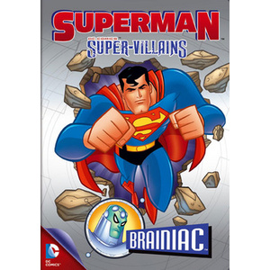Superman Super-Villains-Brainiac Product Image