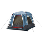 3 Person Connectable Tent w/ Fast Pitch Setup Blue Product Image