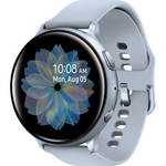 Galaxy Watch Active2 Bluetooth Smartwatch (Aluminum, 40mm, Cloud Silver) Product Image