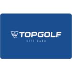 Topgolf eGift Card $25 Product Image