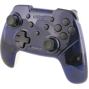 Wireless Core Controller for Nintendo Switch (Blue/White) Product Image