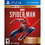 Spider-Man: Game of the Year Edition (PlayStation 4) Product Image