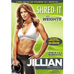 Jillian Michaels-Shred It with Weights Product Image