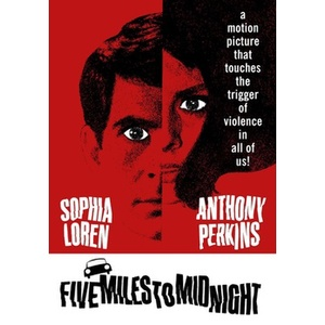 Five Miles to Midnight Product Image