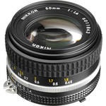 NIKKOR 50mm f/1.4 Lens Product Image