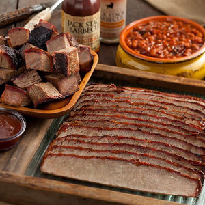 KC Prime Beef Platter KC BBQ Product Image
