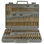 115 Pc. Titanium Drill Bit Set Product Image