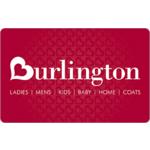 Burlington eGift Card $75