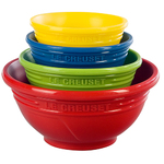 Multi-Color Prep Bowls. Set of 4 Product Image