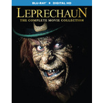 Leprechaun the Complete Movie Collection Product Image