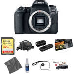EOS 77D DSLR Camera Body Deluxe Kit Product Image