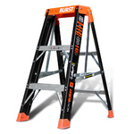 Microburst 3 Ft. Fiberglass Stepladder Product Image