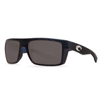 Motu Black Teak Sunglasses w/ Gray 580P Lens Product Image