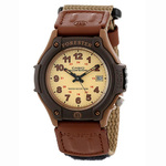 Forester Sport Analog Watch Tan Product Image