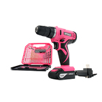 10.8V Li-ion Cordless Drill w/ 30pc Accessory Set Product Image