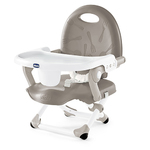 PocketSnack Booster Seat Stone Product Image