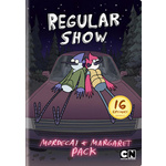Cartoon Network-Regular Show-Mordecai & Margaret Pk Product Image