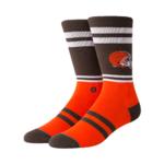 Stance Cleveland Browns Logo Socks Product Image
