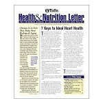 Tufts University Health & Nutrition Letter - 12 Issues - 1 Year Product Image