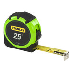 High Visibility Tape Measure 25ft x 1in Product Image