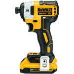 "20V MAX VR 1/4"" 3-Speed Impact Driver Product Image"