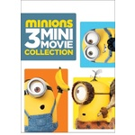 Minions-3 Mini-Movie Collection Product Image