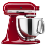 KitchenAid Artisan Series 5 Quart Tilt-Head Stand Mixer Product Image