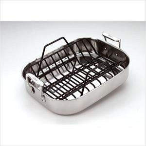 Specialty Small Roaster with Non-Stick Rack Product Image