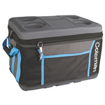 45 Can Collapsible Sport Cooler Gray Product Image