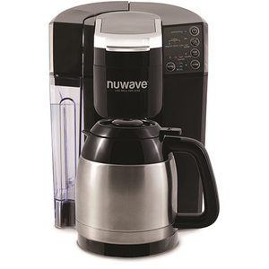 BruHub 3 in 1 Coffeemaker w/ Stainless Carafe Product Image