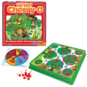 Hi-Ho! Cherry-O Board Game Ages 3-6 Years Product Image