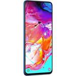 Galaxy A70 SM-A705 Dual-SIM 128GB Smartphone (Unlocked, Blue) Product Image