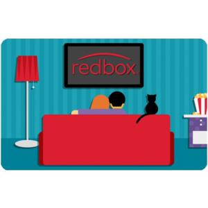 Redbox eGift Card $25.00 Product Image